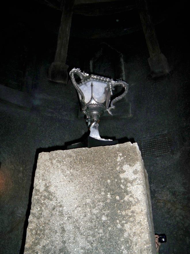 Taça Tribruxo