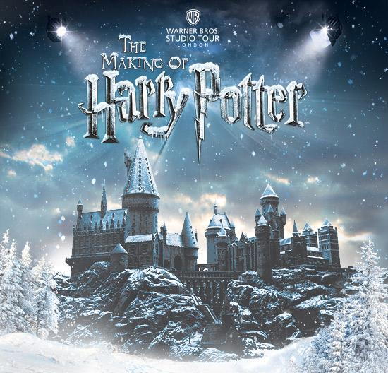 Hogwarts in the Snow (foto promocional da Warner)