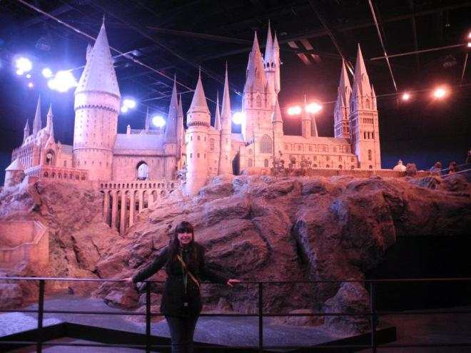 """""""The stories we love best do live in us forever, so whether you come back by page or by the big screen, Hogwarts will always be there to welcome you home."""" -- JK Rowling, 07/07/2011"""