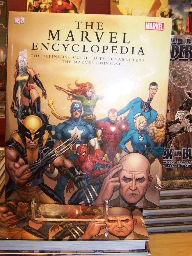 Marvel loja de quadrinhos 04