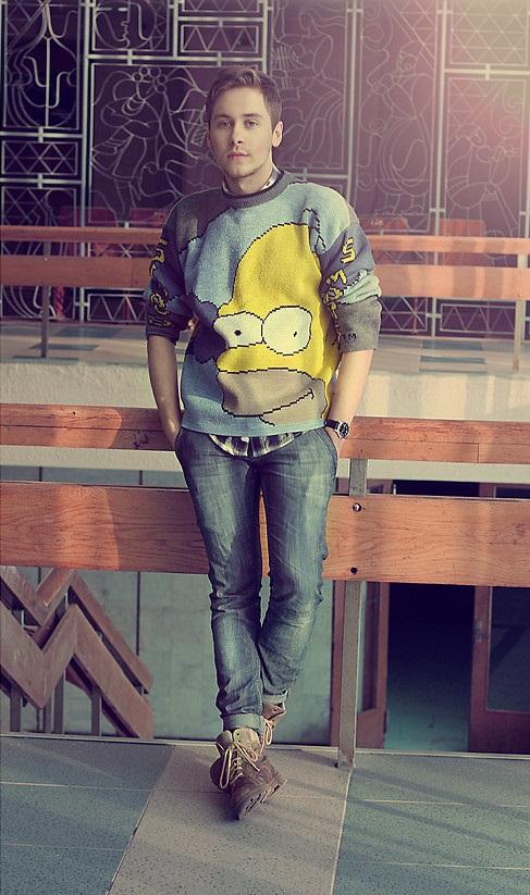 Nicolas, do http://wardrobe-creep.blogspot.com/