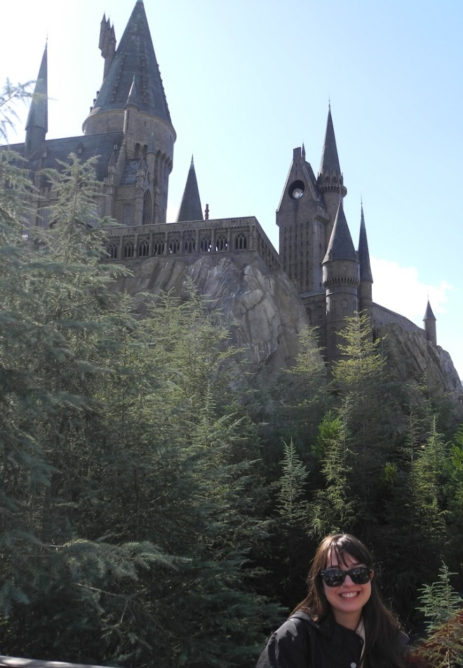 Hogwarts is my home! <3