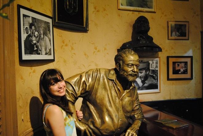 camarada Hemingway