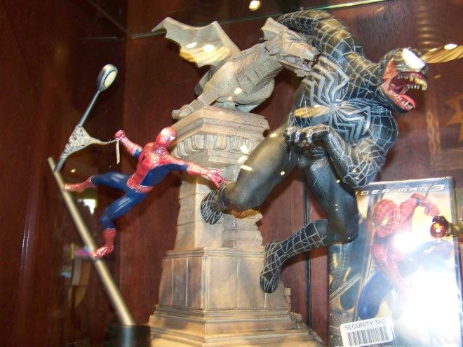 Marvel loja de quadrinhos 08